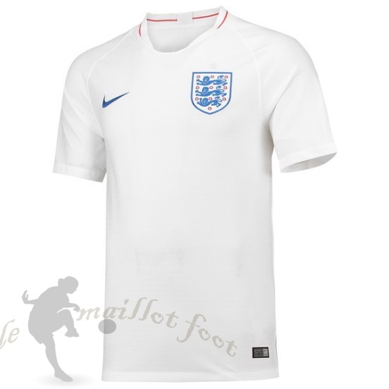 Tee Shirt Foot Pas Cher Nike Domicile Maillot Angleterre 2018 Blanc