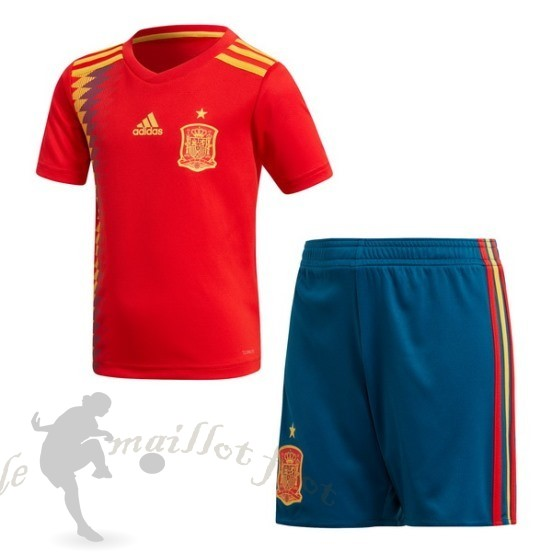 special section first look look for Solde Maillot Espagne Enfant Foot | Pas Cher - Rabais 60%