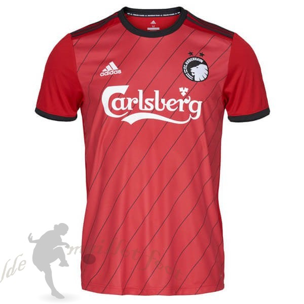 Tee Shirt Foot Pas Cher adidas Third Maillot Copenhague 2020 2021 Rouge