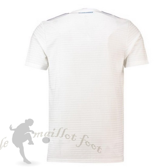 Tee Shirt Foot Pas Cher Adidas Domicile Maillot Hambourg Svnd 2018 2019 Blanc