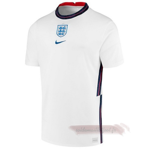 Tee Shirt Foot Pas Cher Nike Domicile Maillot Angleterre 2020 Blanc