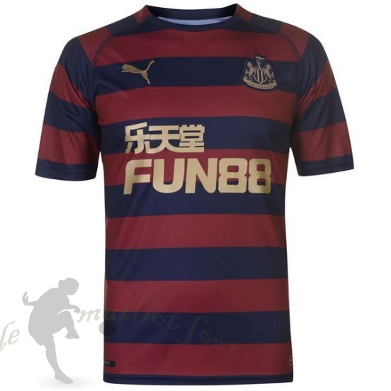 Tee Shirt Foot Pas Cher Puma Exterieur Maillot Newcastle United 2018 2019 Rouge