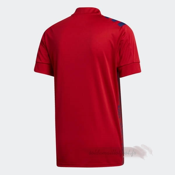Tee Shirt Foot Pas Cher adidas Domicile Maillot Real Salt Lake 2020 2021 Rouge