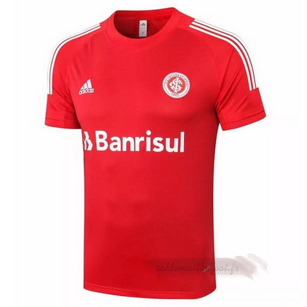Tee Shirt Foot Pas Cher adidas Entrainement Internacional 2020 2021 Rouge