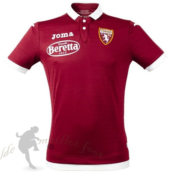 Tee Shirt Foot Pas Cher Joma Domicile Maillot Torino 2019 2020 Rouge
